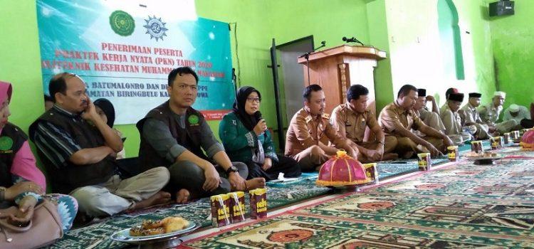 Kegiatan Praktek Kerja Nyata (PKN) Poltekkesmu Makassar